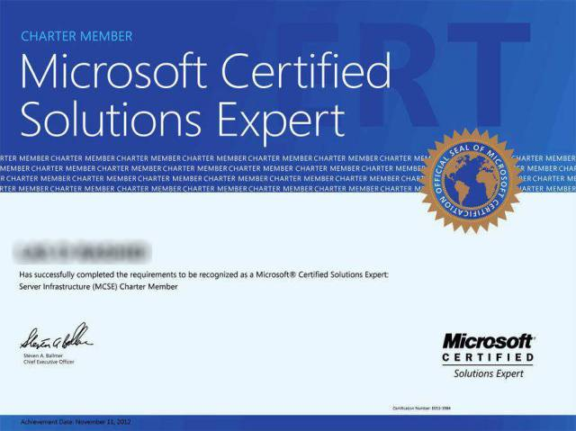 taking your microsoft abilities to the mcse degree