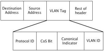 vlan trunking method
